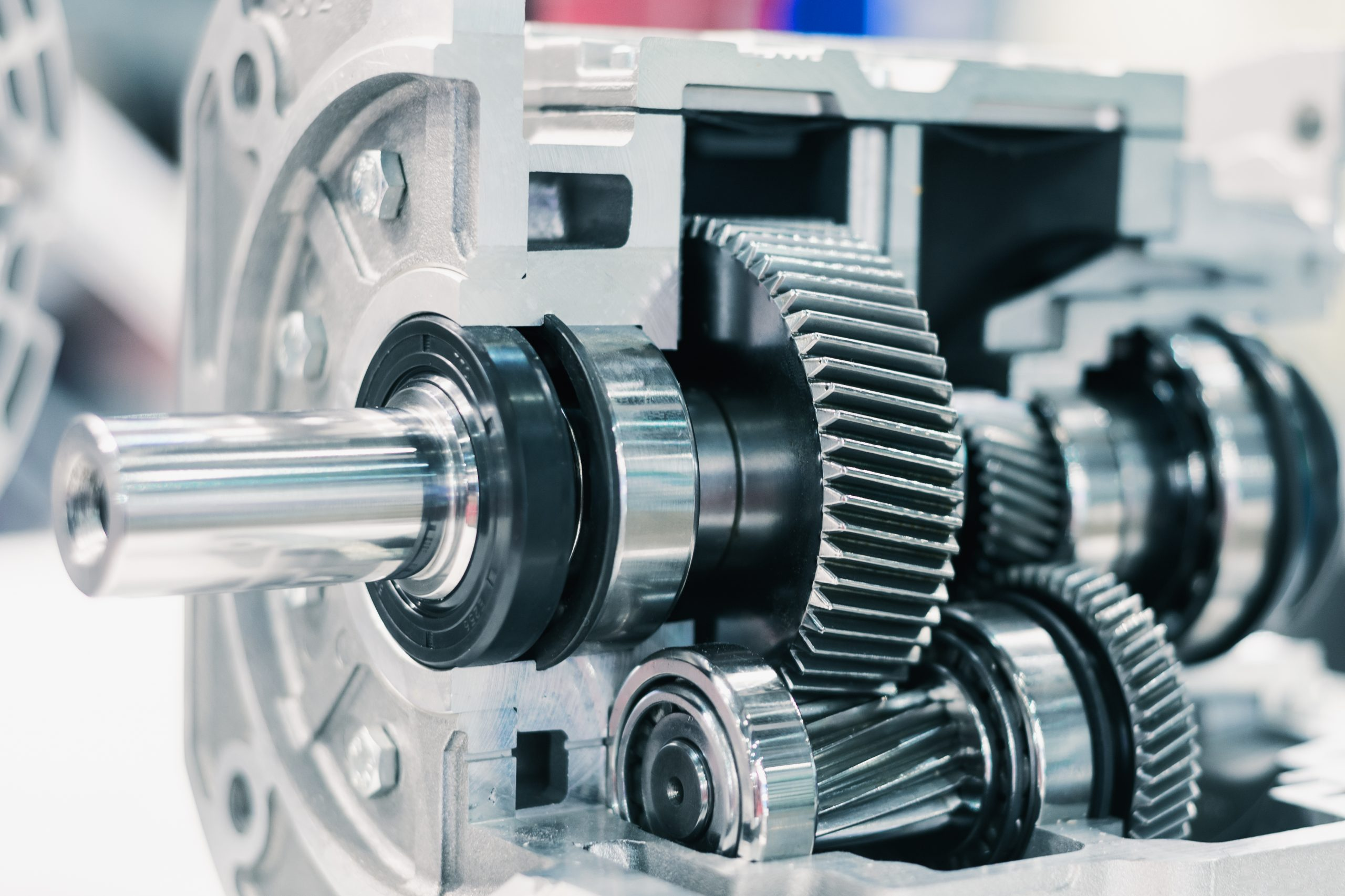 High performance gearbox